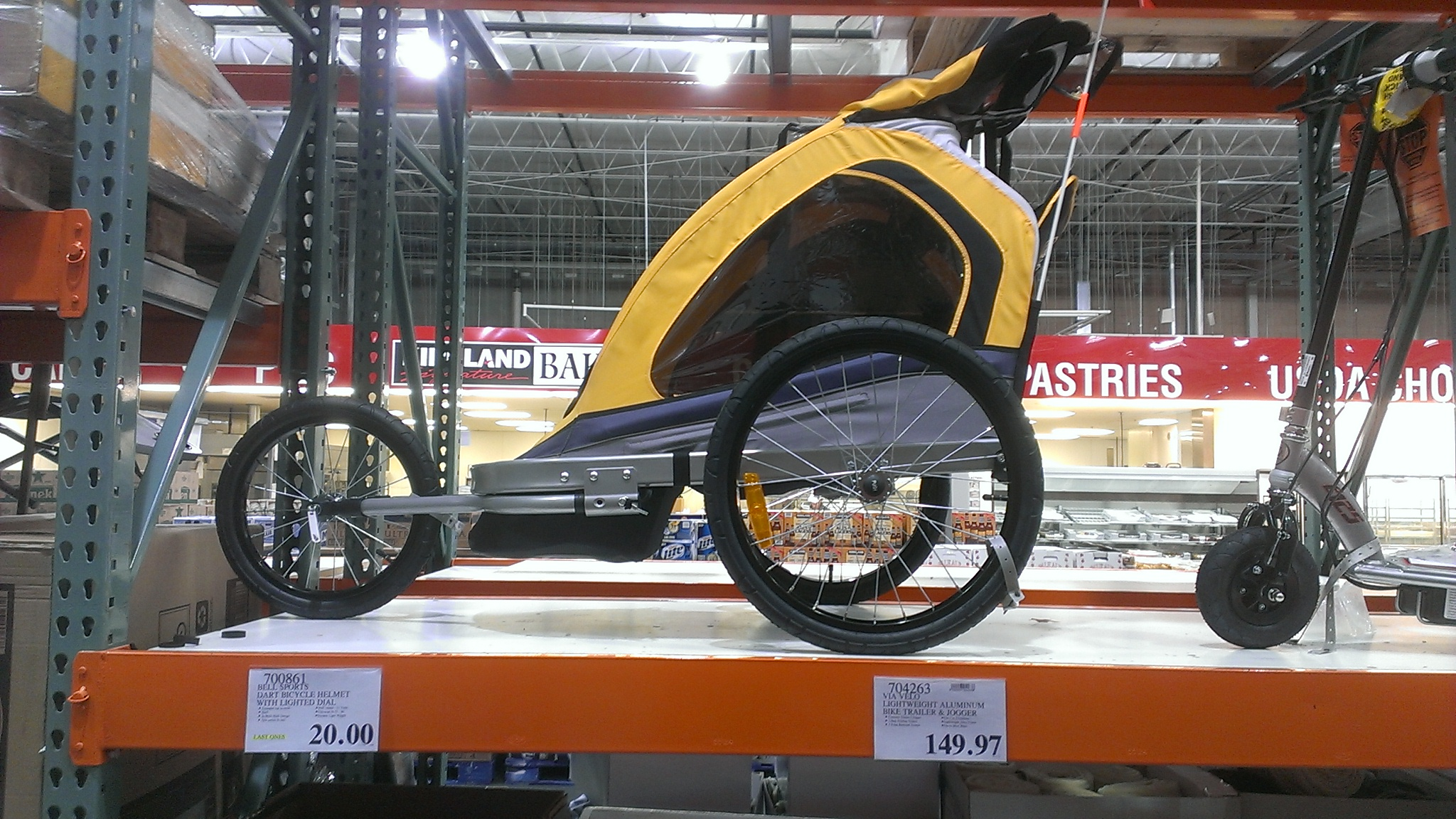 Via Velo at Costco