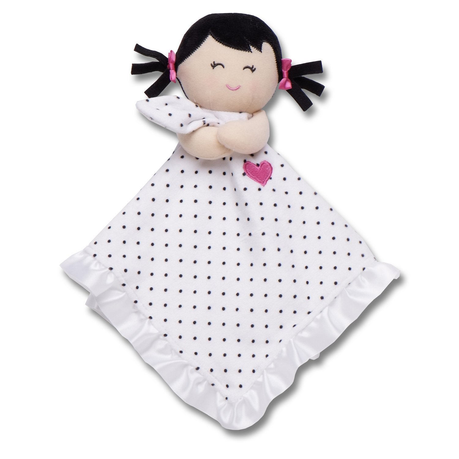 Carter's Security Blanket Polka Dot Doll