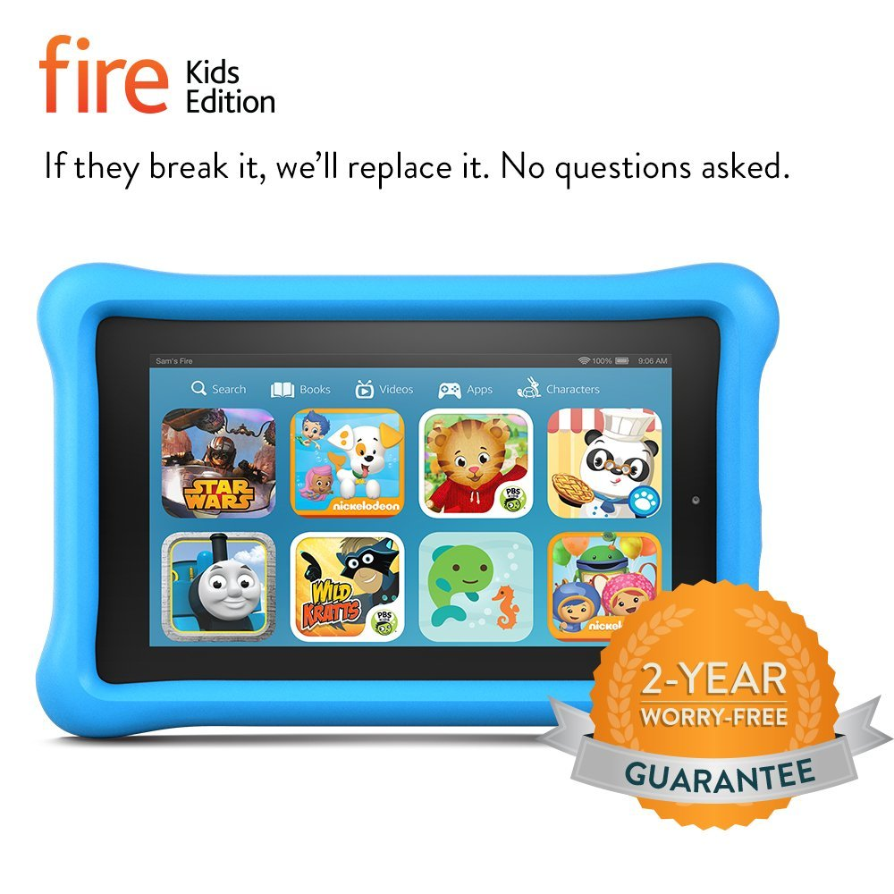 Amazon Fire Kids Edition