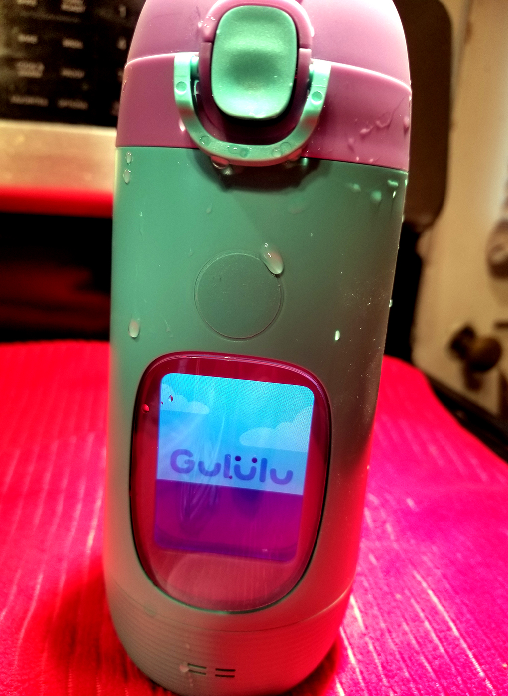 Gululu Smart Water Bottle Review Gululu Go